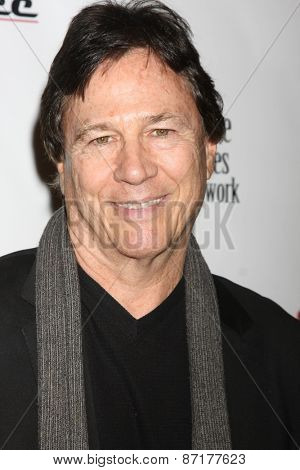 LOS ANGELES - APR 1:  Richard Hatch at the 6th Annual Indie Series Awards at the El Portal Theater on April 1, 2015 in North Hollywood, CA