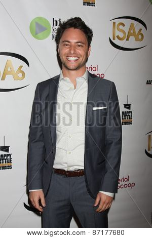 LOS ANGELES - APR 1:  Andy Cohen at the 6th Annual Indie Series Awards at the El Portal Theater on April 1, 2015 in North Hollywood, CA