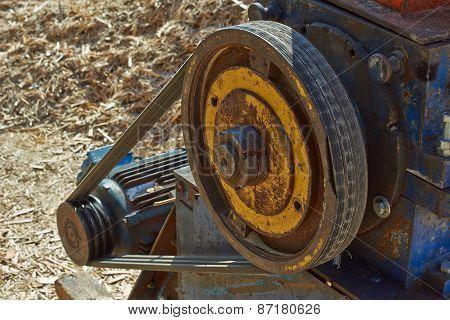 Belt Transmission.
