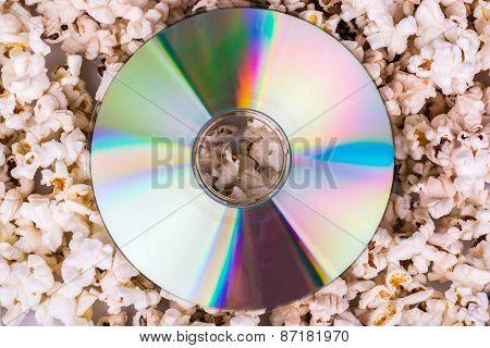 Disc On Popcorn
