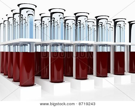 Blood Test Tubes