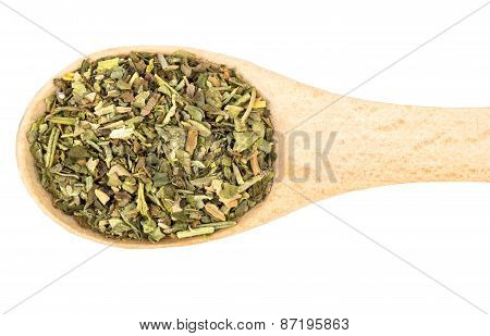 Provence Herbs In A Spoon