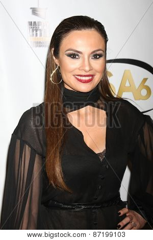 LOS ANGELES - APR 1:  Lilly Melgar at the 6th Annual Indie Series Awards at the El Portal Theater on April 1, 2015 in North Hollywood, CA