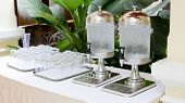 foto of dispenser  - Closeup design of Cold water dispensers  - JPG