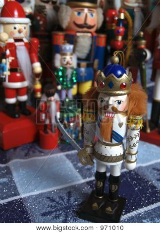Little Prince Nutcracker