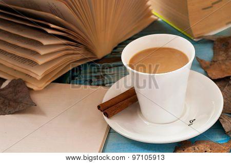 Coffee In Books