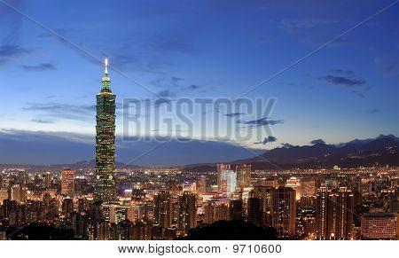 Color Cityscape