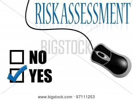 Risk Assessment Check Mark