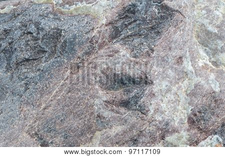 The Texture Of The Color Stone