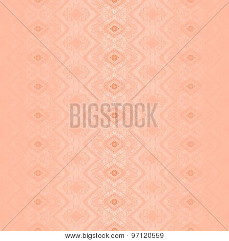 Seamless pattern apricot shining