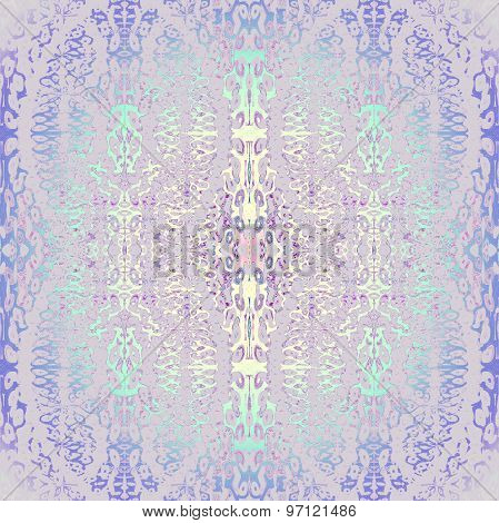 Seamless pattern gray violet