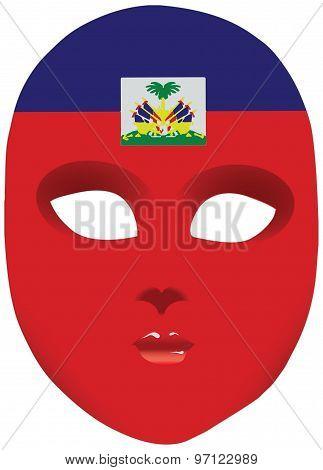 Haiti Mask