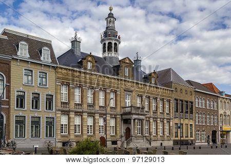 Roermond City Hall, Netherlands