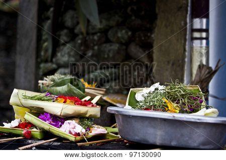 Traditional Hindu Offerings