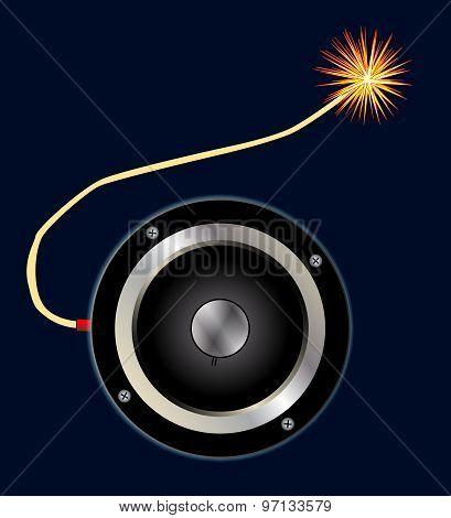 Speaker Bomb