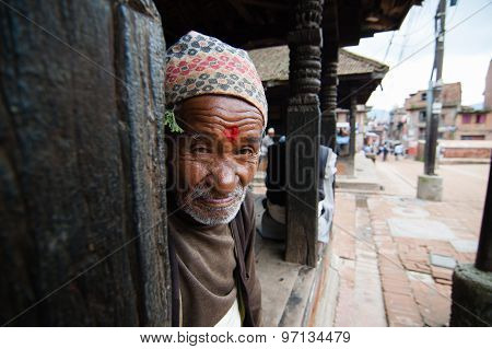 Nepalese Elderly People