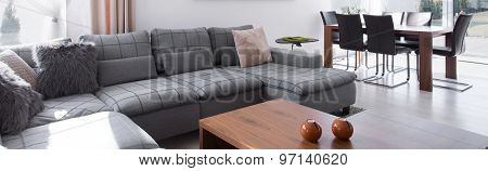 Couch With Coffee Table