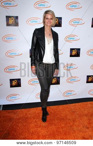LOS ANGELES - JUN 6:  Joelle Carter at the Lupus LA Orange Ball  at the Fox Studios on June 6, 2015 in Century City, CA