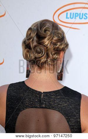 LOS ANGELES - JUN 6:  Kristen Renton at the Lupus LA Orange Ball  at the Fox Studios on June 6, 2015 in Century City, CA