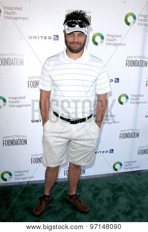 LOS ANGELES - JUN 8:  Jay R. Ferguson at the SAG Foundations 30TH Anniversary LA Golf Classi at the Lakeside Golf Club on June 8, 2015 in Toluca Lake, CA