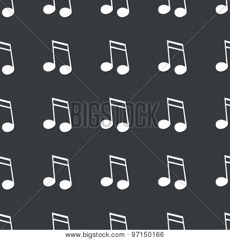 Straight black 16th note pattern