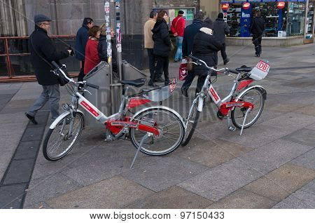 Rental Bikes In Cologne