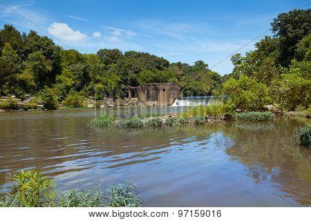 Lillard Mill Dam