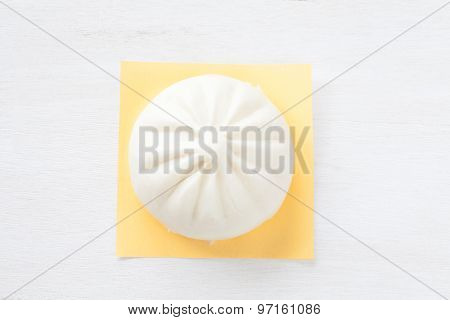 chinese cuisines steamed bun