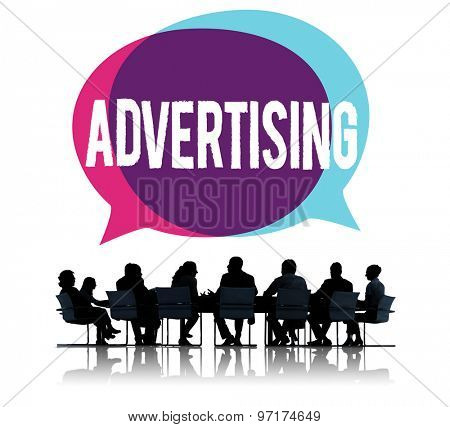 Advertising Commercial Business Plan Concept