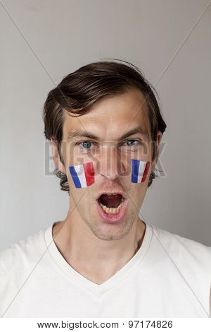 Angry French Sports Fan
