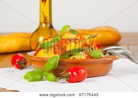 Lumaconi In The Pot