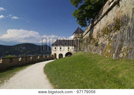Austria - Hochosterwitz Castle