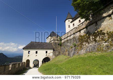 Austria - Hochosterwitz Burg