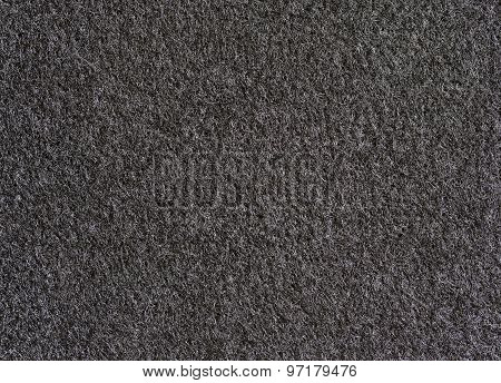 Black Carpet Texture For Background