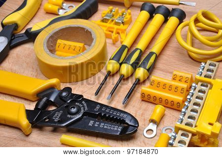Tools and component