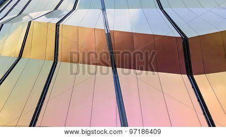 Modern Design Facade Architecture Details