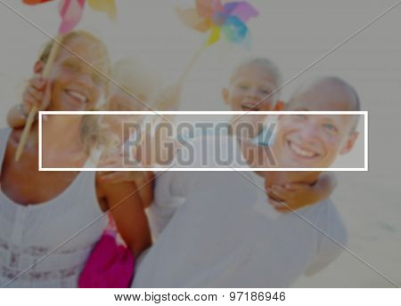Summer Togetherness Friendship Vacation Bonding Concept