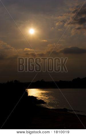 Sun Over Loire