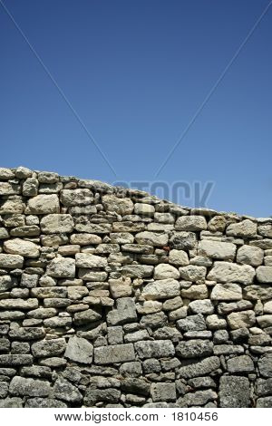 Provencal Wall