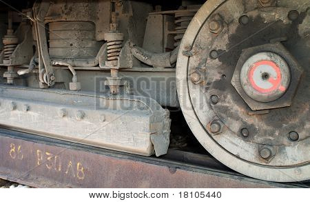 The Tramcar Wheel