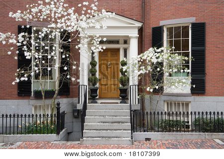 Row House Porch