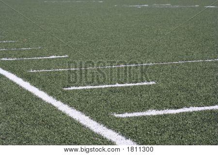 Fußball-Feldlinien