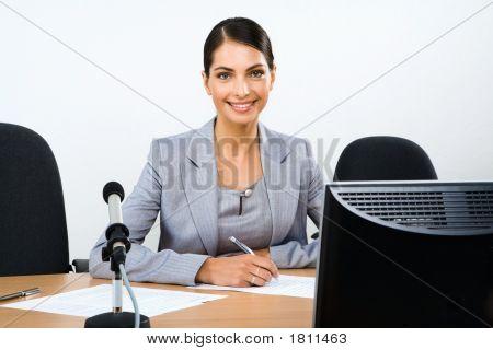 Presentador