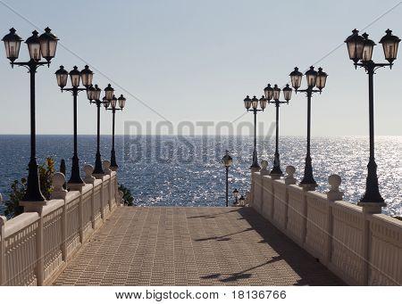 Passagem para o mar