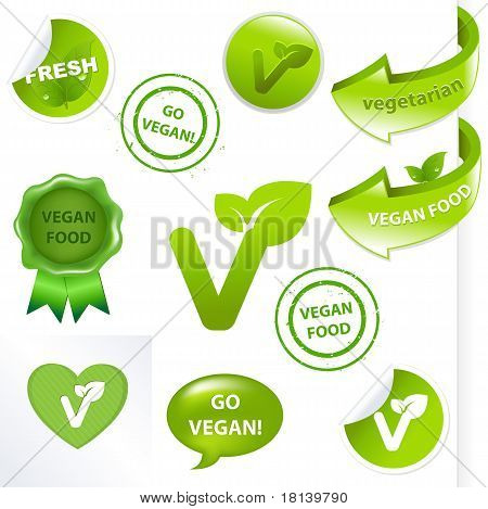 Vegan Elements Set