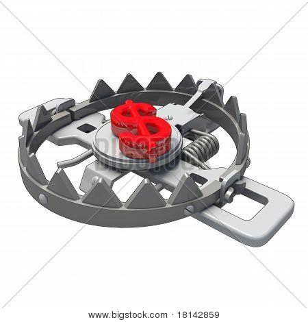3D - Trap
