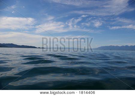 Flathead Lake, Lakeside Montana