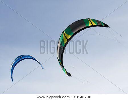 Parafoil Kites
