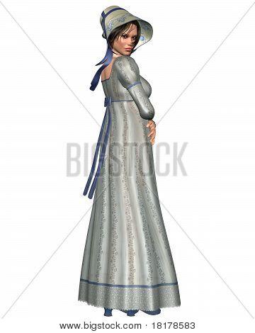 Jane Austen Character - 1