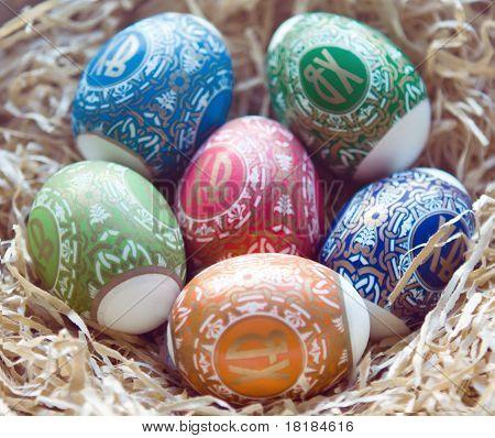 Östlichen Eier